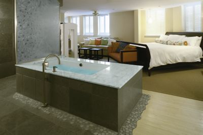 The Immersion Suite at The Carriage House