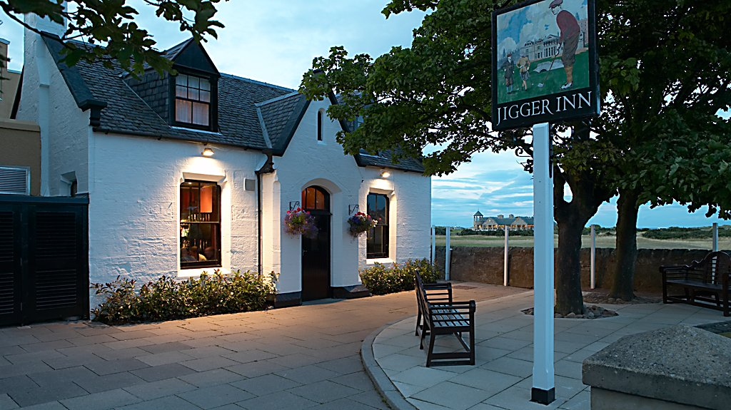 The Jigger Inn
