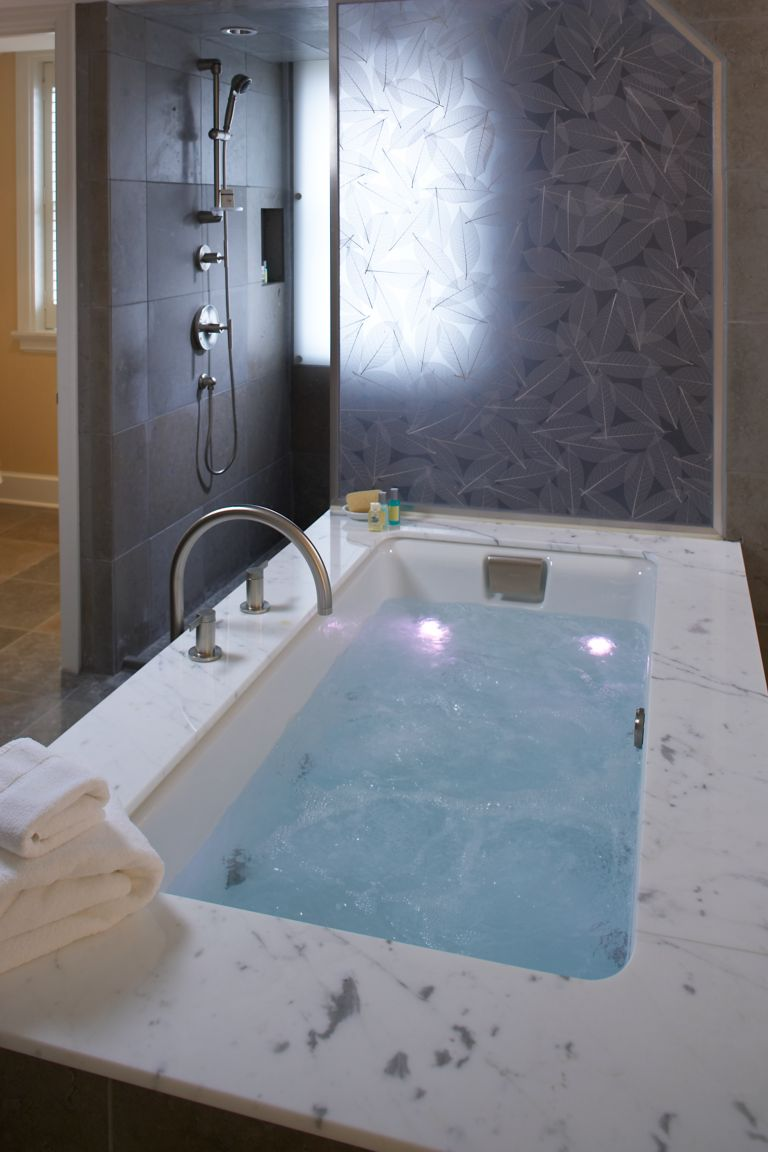 This is the Immersion Suite at the Carriage House