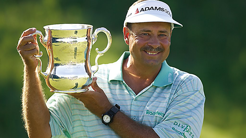 2007 U.S. Senior Open Champion - Brad Bryant
