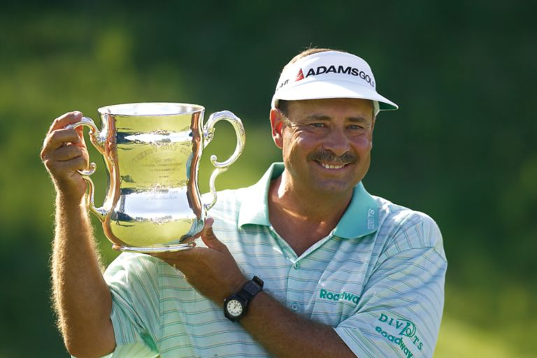 2007 U.S. Senior Open Champion Brad Bryant