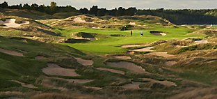 Straits at Whistling Straits - Hole 11 Sand Box