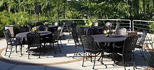Woodlands Patio at Inn on Woodlake