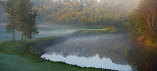 River at Blackwolf Run - Hole 11 Rise and Fall