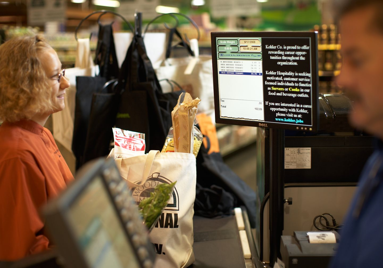 The Checkout at Woodlake Market