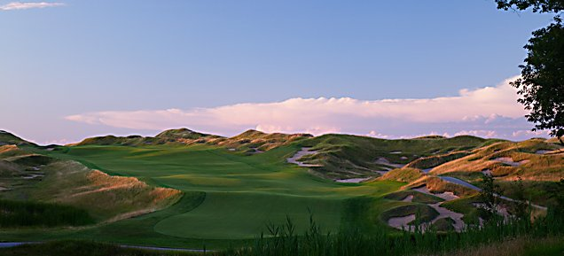 Irish at Whistling Straits - Hole 10 Shepherd's Post