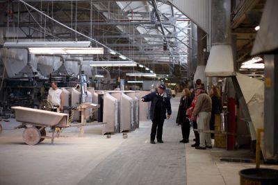 Kohler Co. Factory Tour
