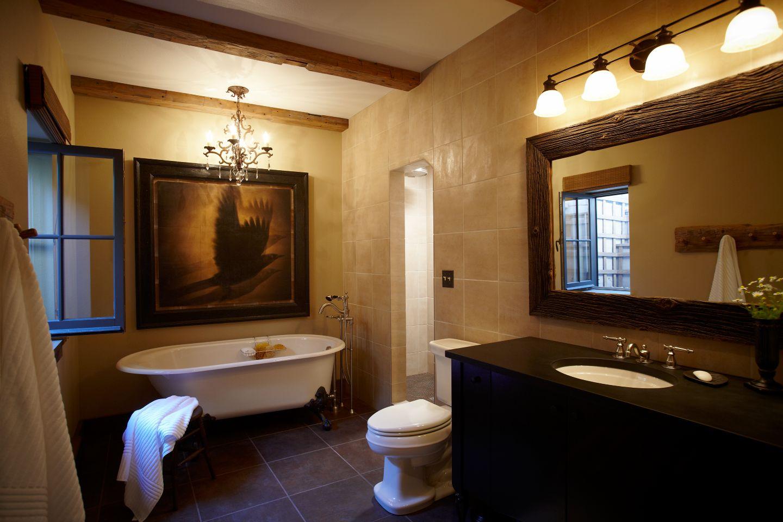 Sandhill bathroom