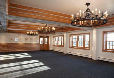 Treaty Room at Blackwolf Run