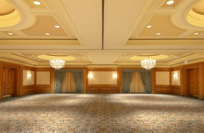 Great Bay Ballroom at The American Club