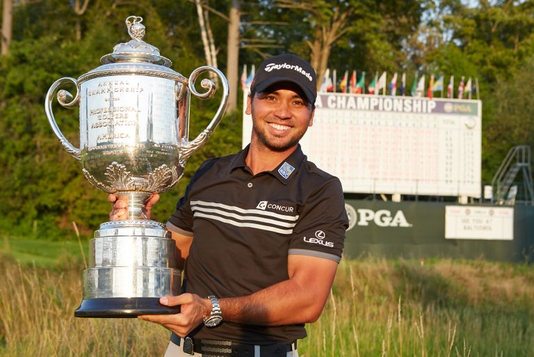 2015 PGA Champion Jason Day