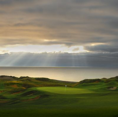 The Straits Course at Whistling Straits in Kohler, WI