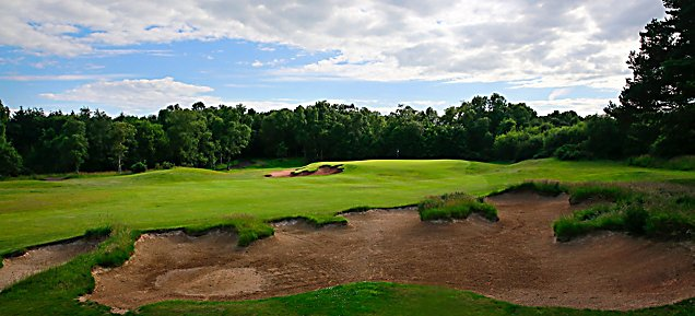 The Duke's – Hole 1 Highland