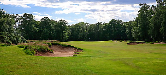 The Duke's – Hole 2 Drumcarrow