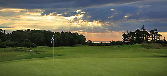 The Duke's – Hole 5 Beeches