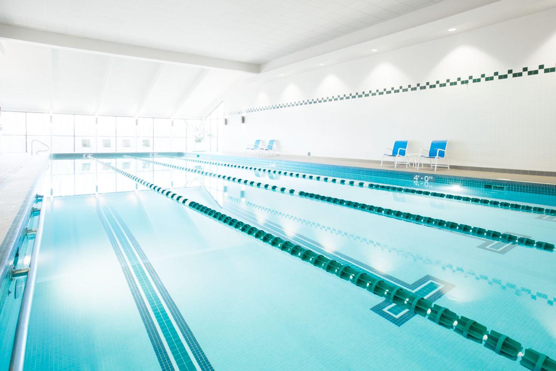 Sports Core indoor pool