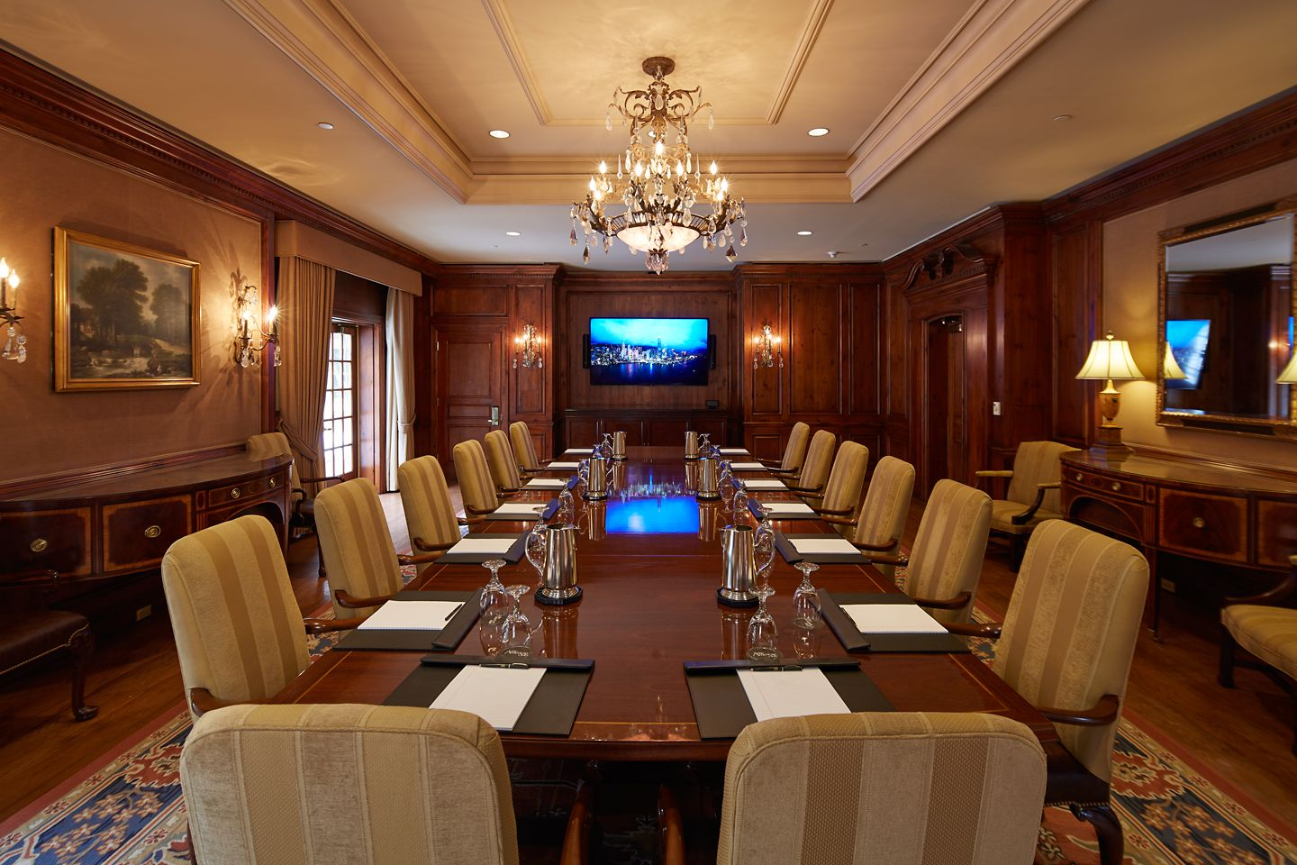 Founder's Room at The American Club