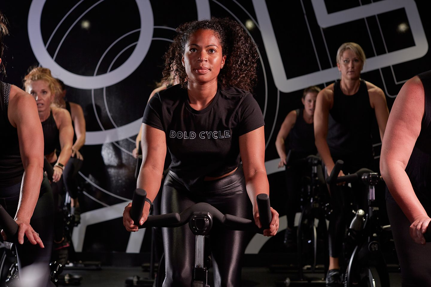 Bold Cycle indoor cycling class