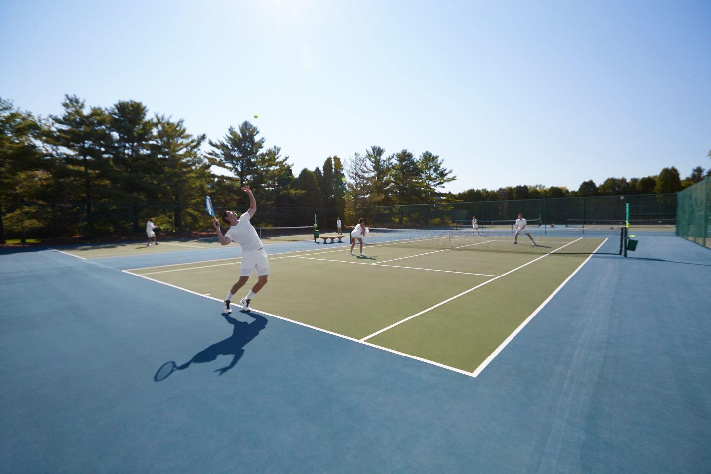 Sports Core outdoor tennis