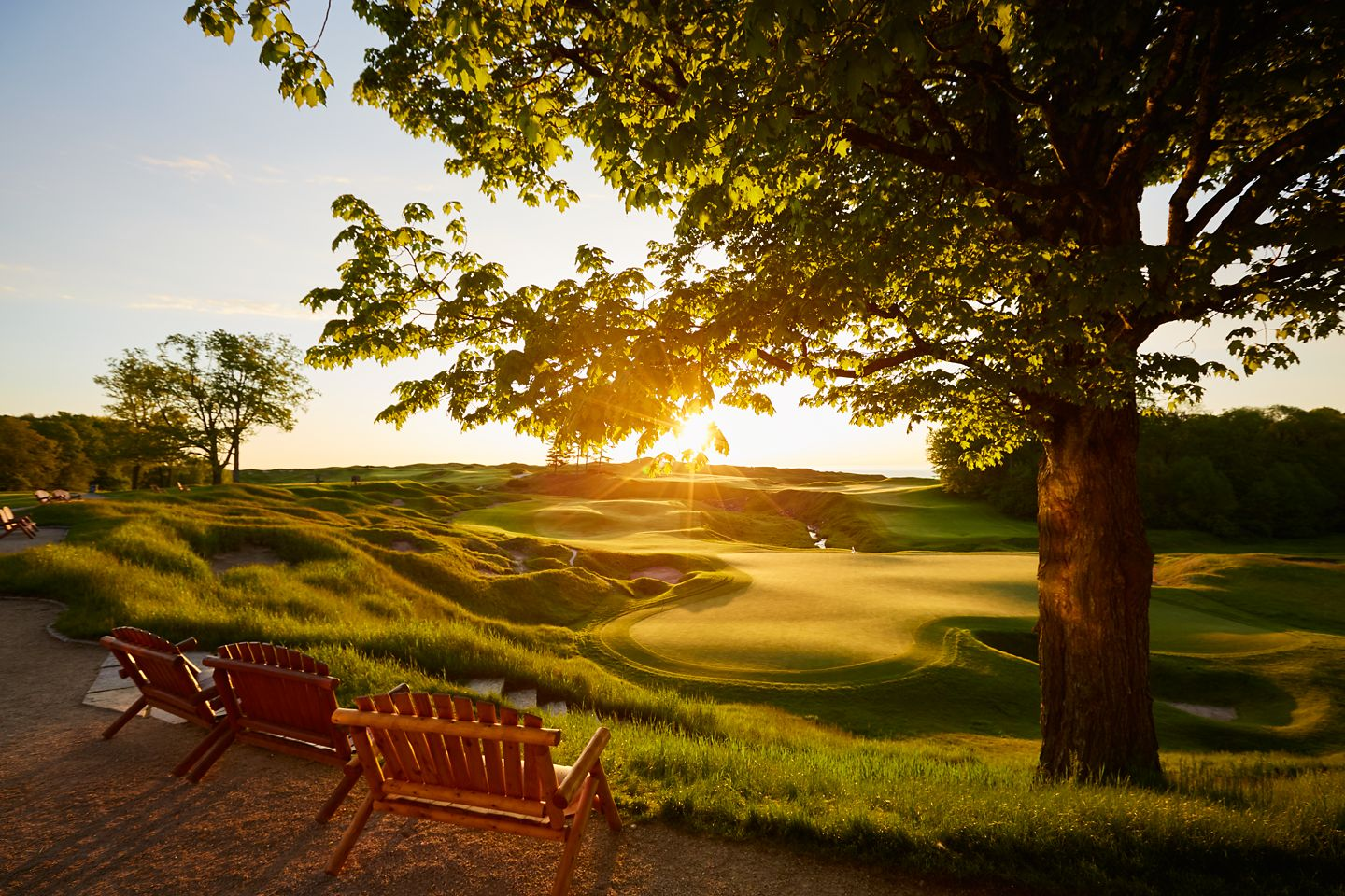 Play the Home of the 2021 Ryder Cup