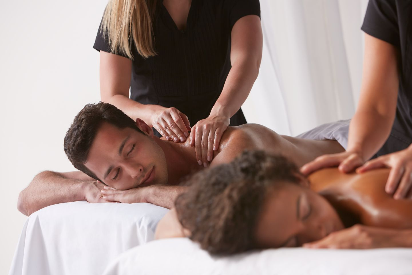 Kohler Waters Spa Massage For Two
