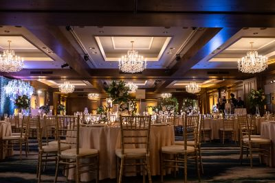The Grand Hall of the Great Lakes at The American Club