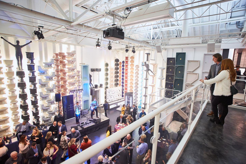 An event held at Kohler Design Center