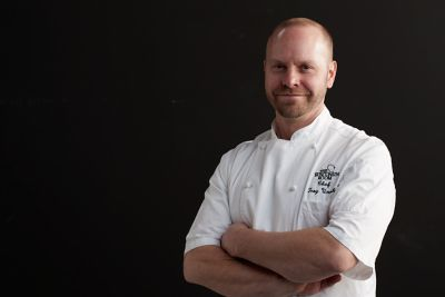 Troy Unruh, Chef – The Wisconsin Room