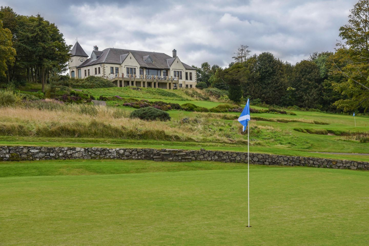 The Clubhouse at Duke's Golf Course, St Andrews