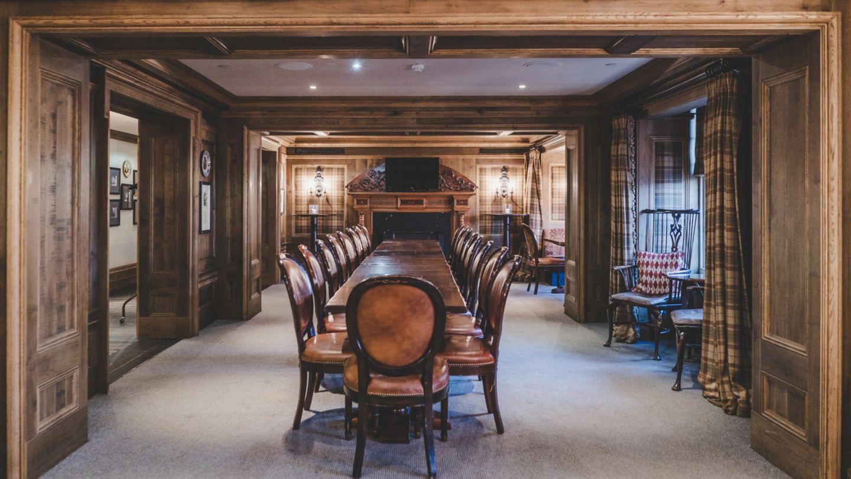 Hams Hame Bar & Grill function room