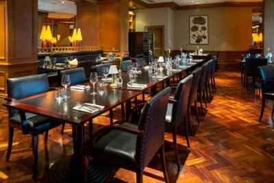 Sands Private dining at the Old Course Hotel, Golf Resort & Spa
