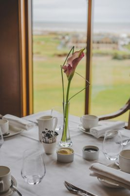 Tea at the Old Course Hotel, Golf Resort & Spa