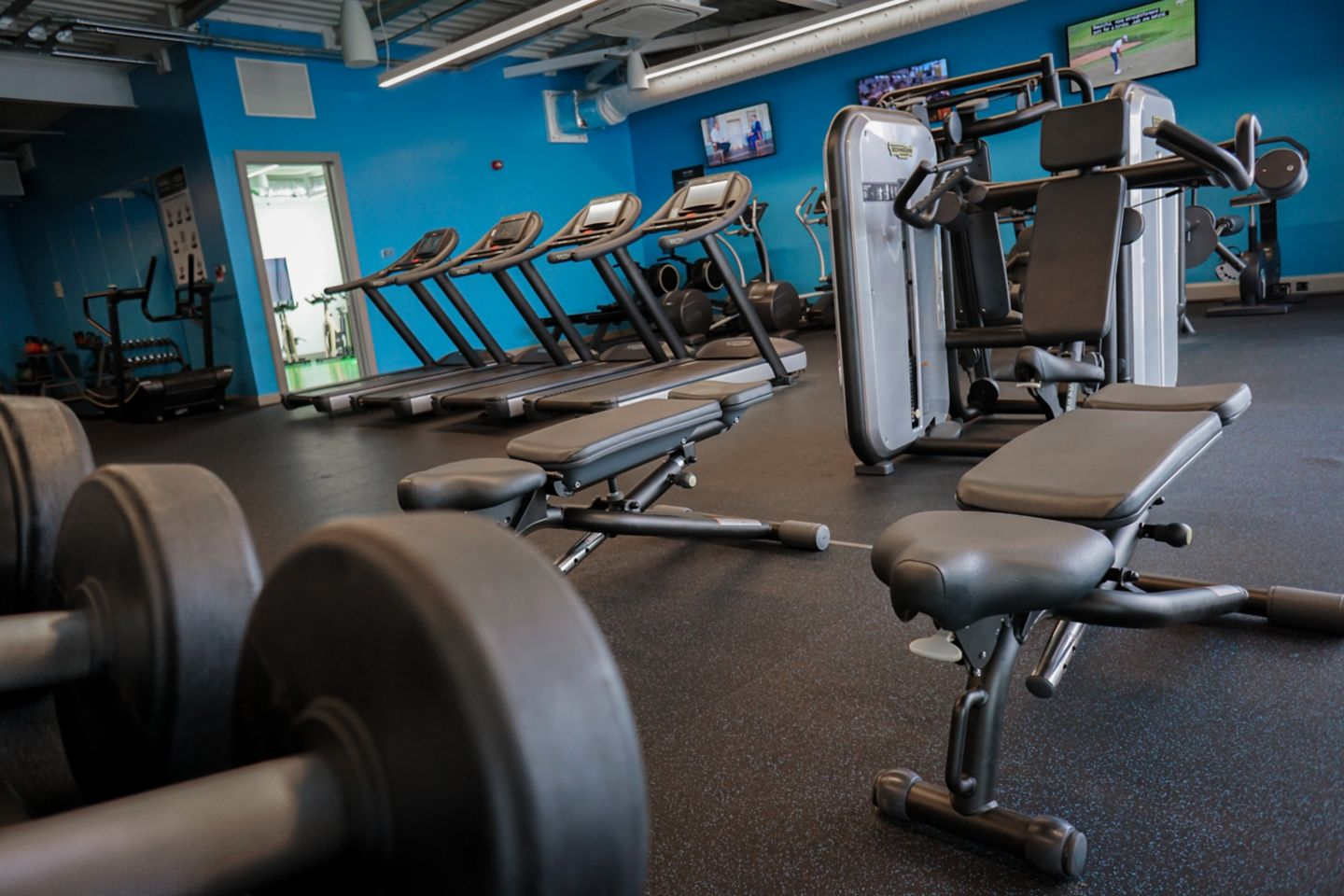 The Kohler Waters Fitness Centre
