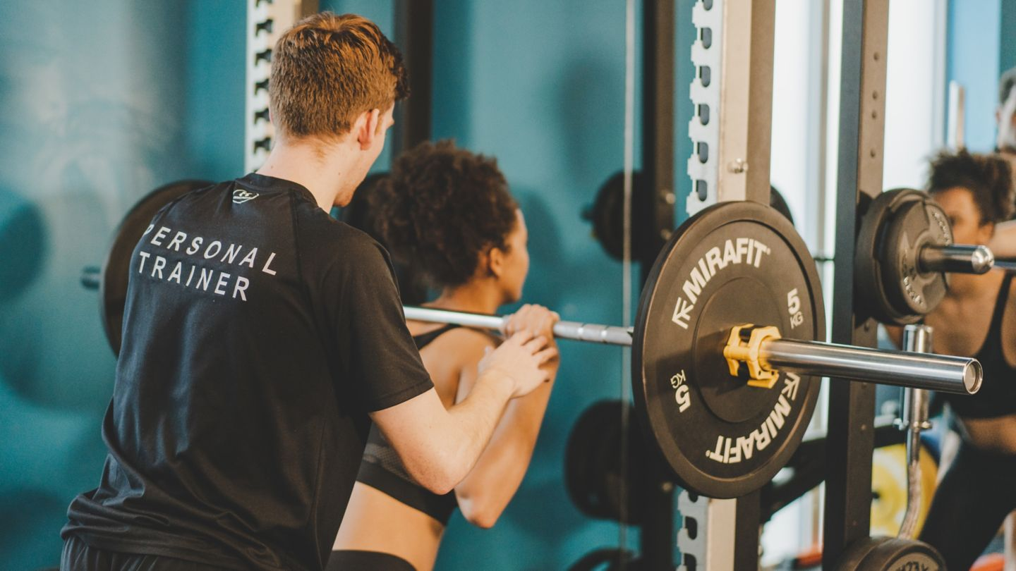 Kohler Waters Fitness Centre personal trainer
