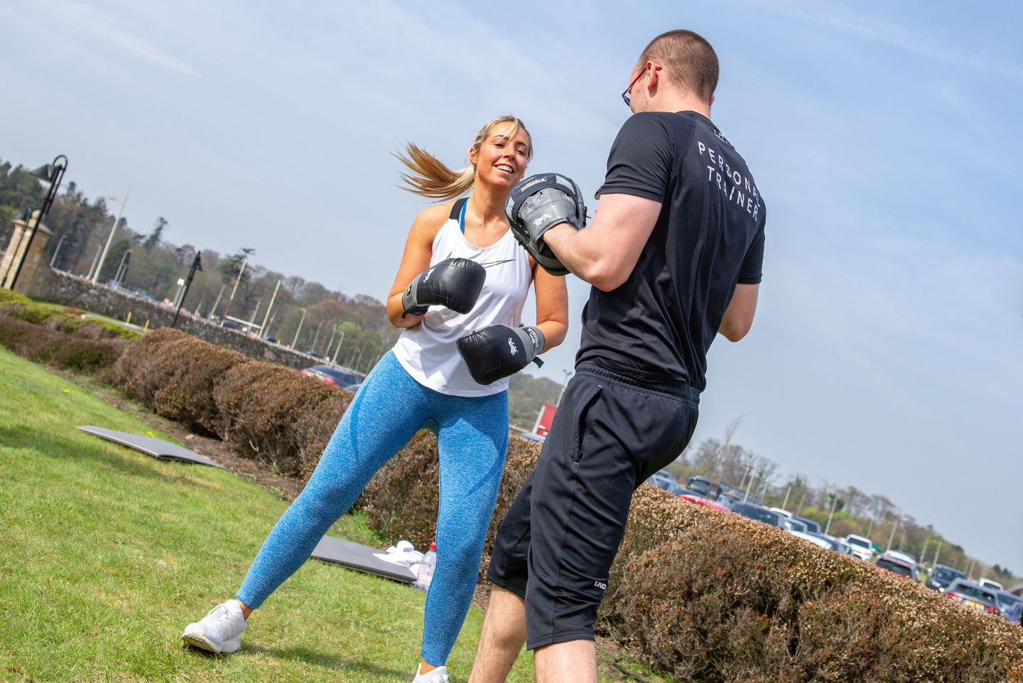 Outdoor Training, Kohler Waters Fitness Centre