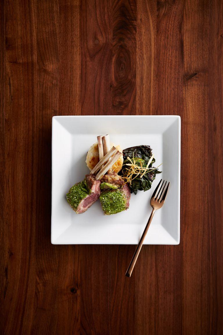Whistling Straits Restaurant cuisine