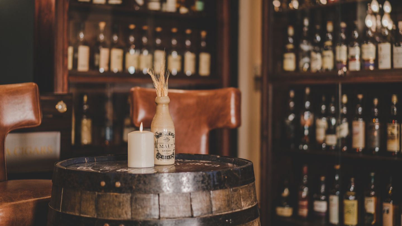 Whisky Flights, Old Course Hotel, Golf Resort & Spa