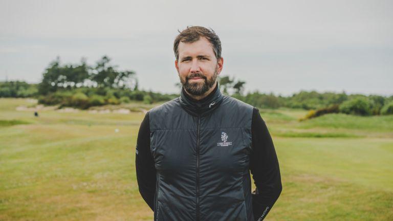 Ayden Roberts-Jones, The Duke's PGA Professional