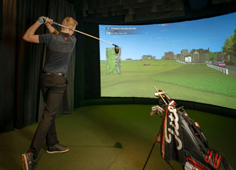 Swing Studio at the Old Course Hotel, Golf Resort & Spa
