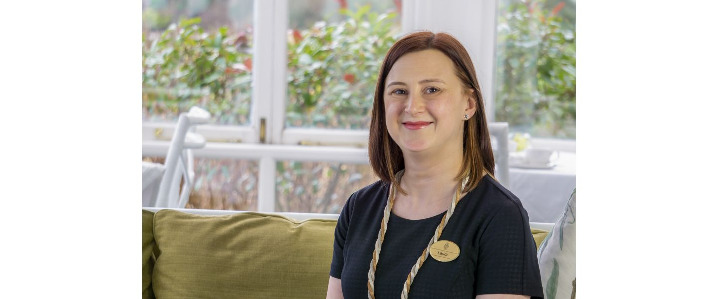 Meet the team. Laura Russell Wedding Manager at the Old Course Hotel, Golf Resort & Spa