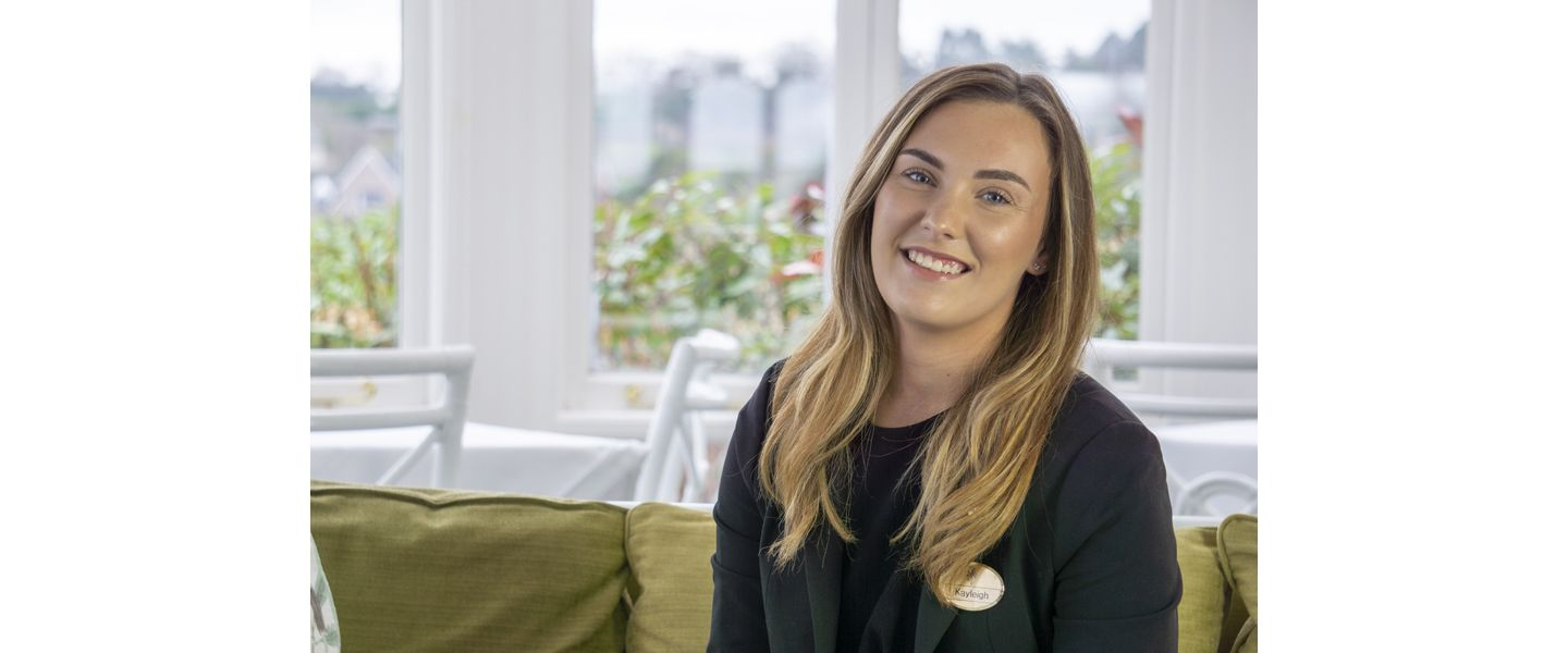 Meet the team. Kayleigh Tasker Wedding Specialist at the Old Course Hotel, Golf Resort & Spa