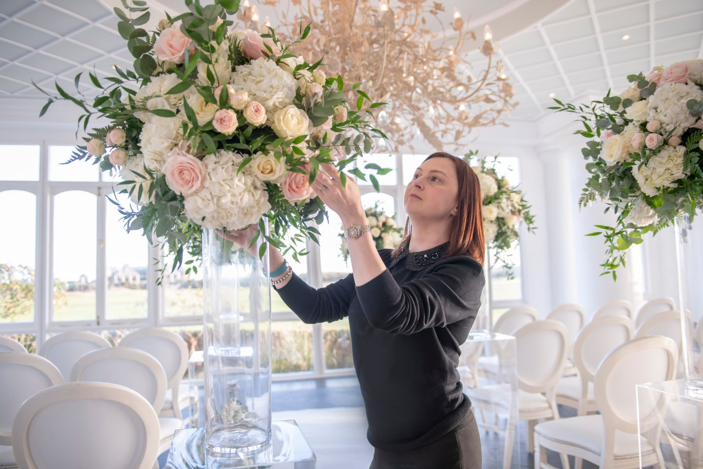 Laura Russell Wedding Events Manager, meet the team who will take care of your dream wedding.