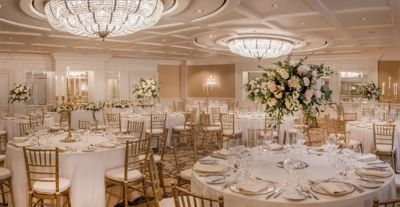 Old Course Hotel, Golf Resort & Spa ballroom