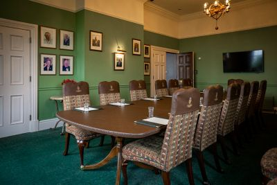 The Captain's Room at The Duke's Clubhouse