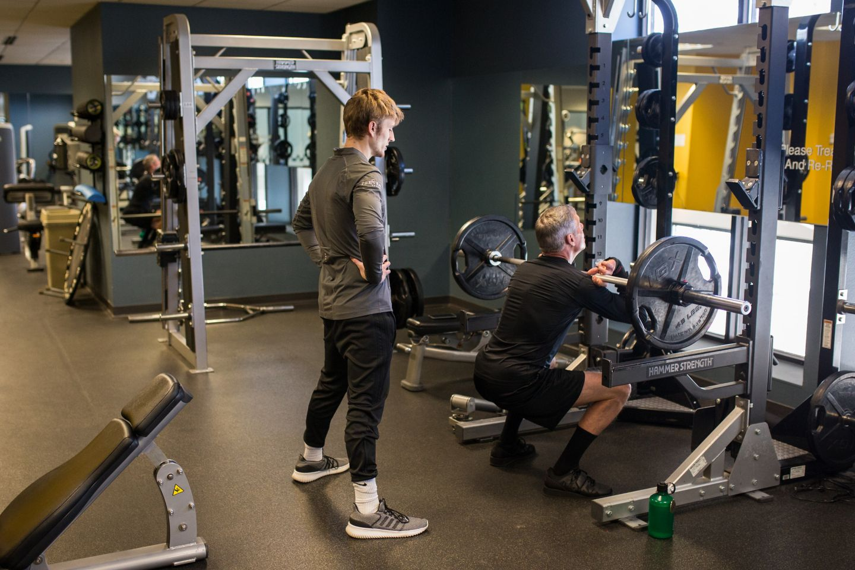 Sports Core personal training