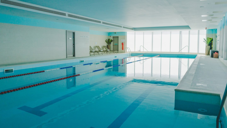 Kohler Waters Fitness Centre leisure pool