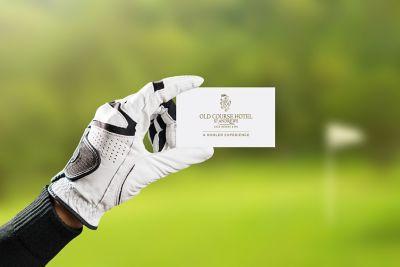 Old Course Hotel golf goft card