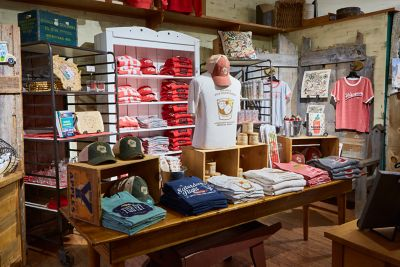 Sweatshirts at Wisconsin Trader