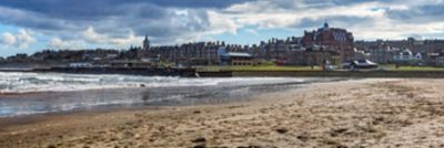 West Sands Beach in St Andrews