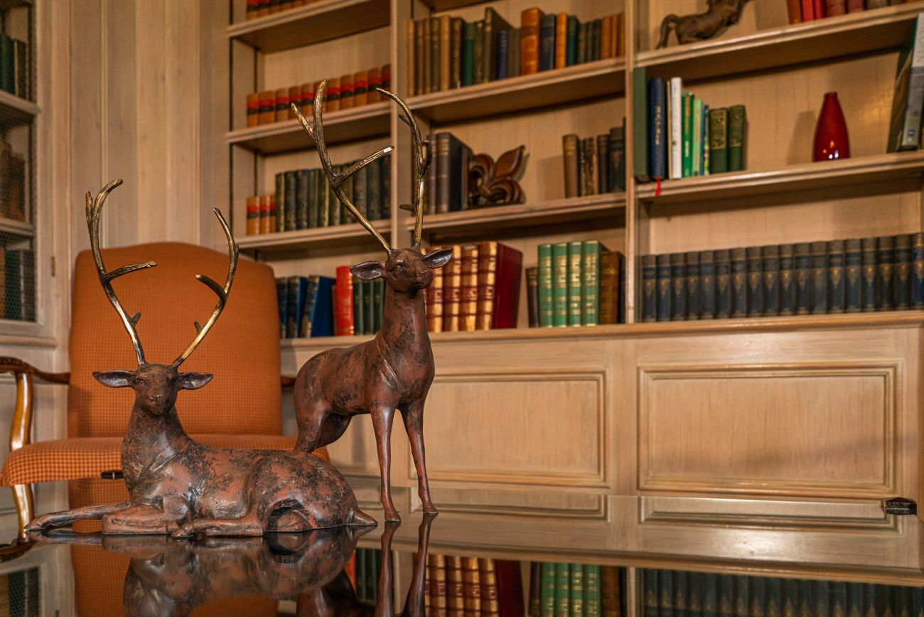 Old Course Hotel, Golf Resort & Spa library